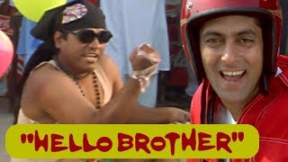 Shemaroo Indian Comedy - Johnny Lever Comedy Scene (जॉनी लीवर कॉमेडी) - Hello Brother