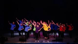 Танцевальный фестиваль 2016г. СПО Драйв
