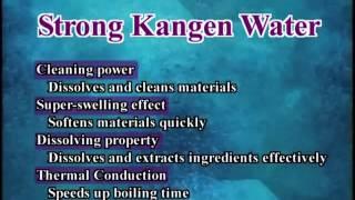5 Jenis Air Kangen