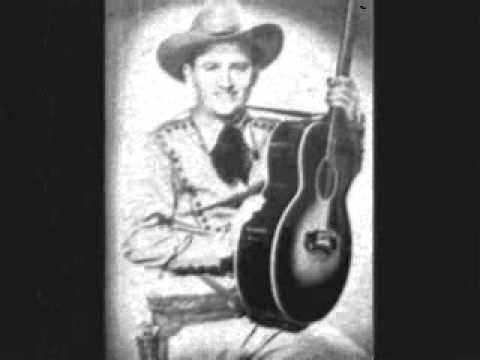 Jimmy Wakely - Mona Lisa 1950 (Country Music Greats) Singing Cowboy