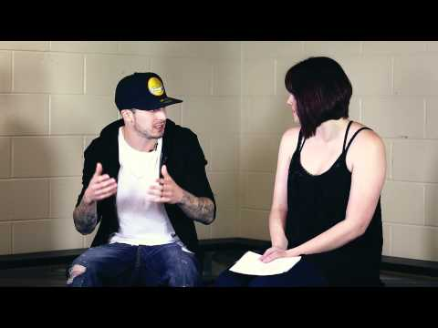 Chris Webby Special Effects Tour Interview