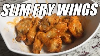 How to cook Samsung microwave slim fry chicken wings