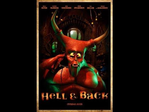 В ад и обратно мультфильм 2015 трейлер