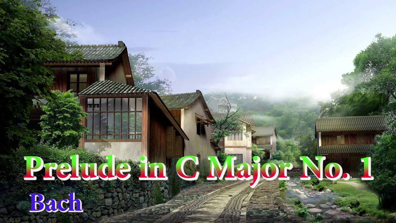 Bach - Prelude in C Major No  1