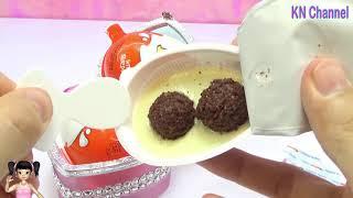 ChiChi ToysReview TV - Trò Chơi tìm quà trong trứng chocolate bất ngờ