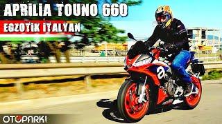 Aprilia Tuono 660 | Naked Motosikletin Premium'u