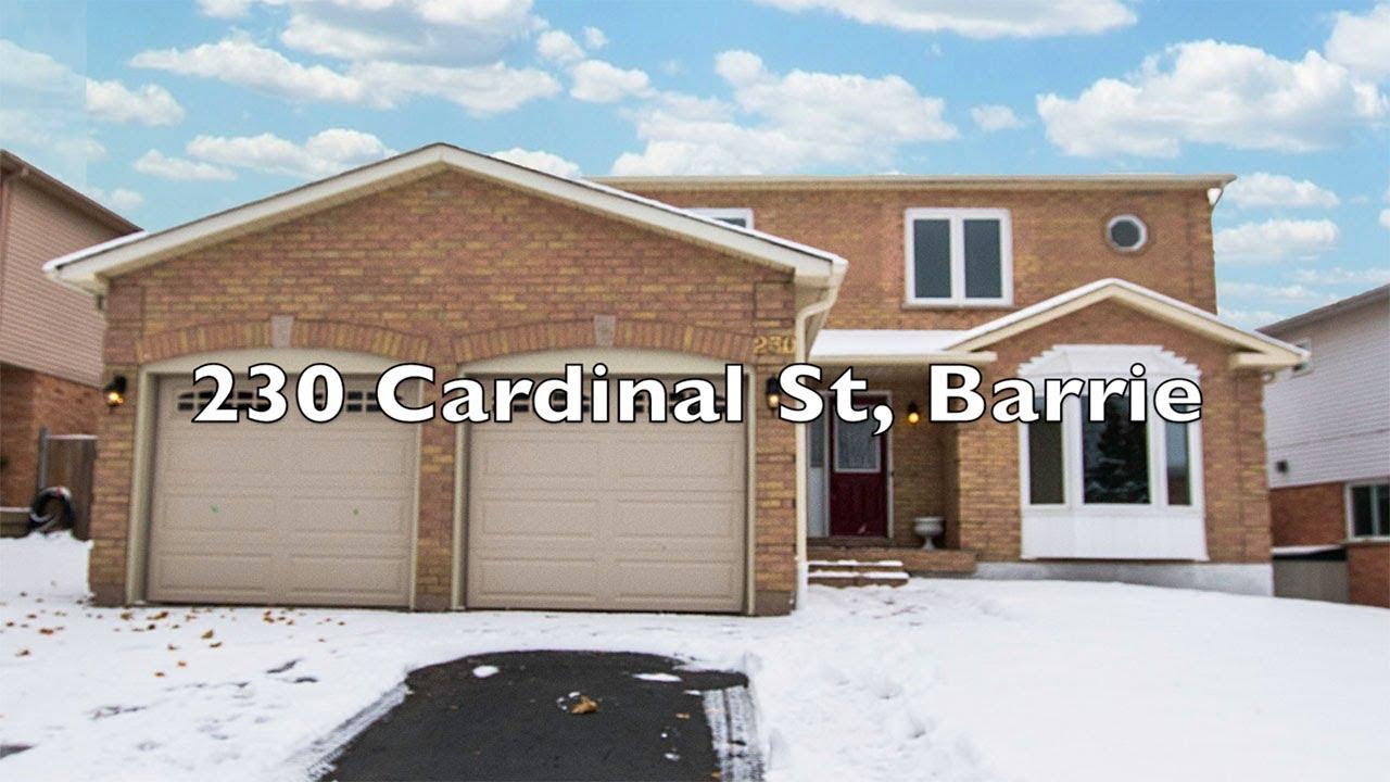 230 cardinal st barrie virtual tour youtube 230 cardinal st barrie virtual tour rubansaba