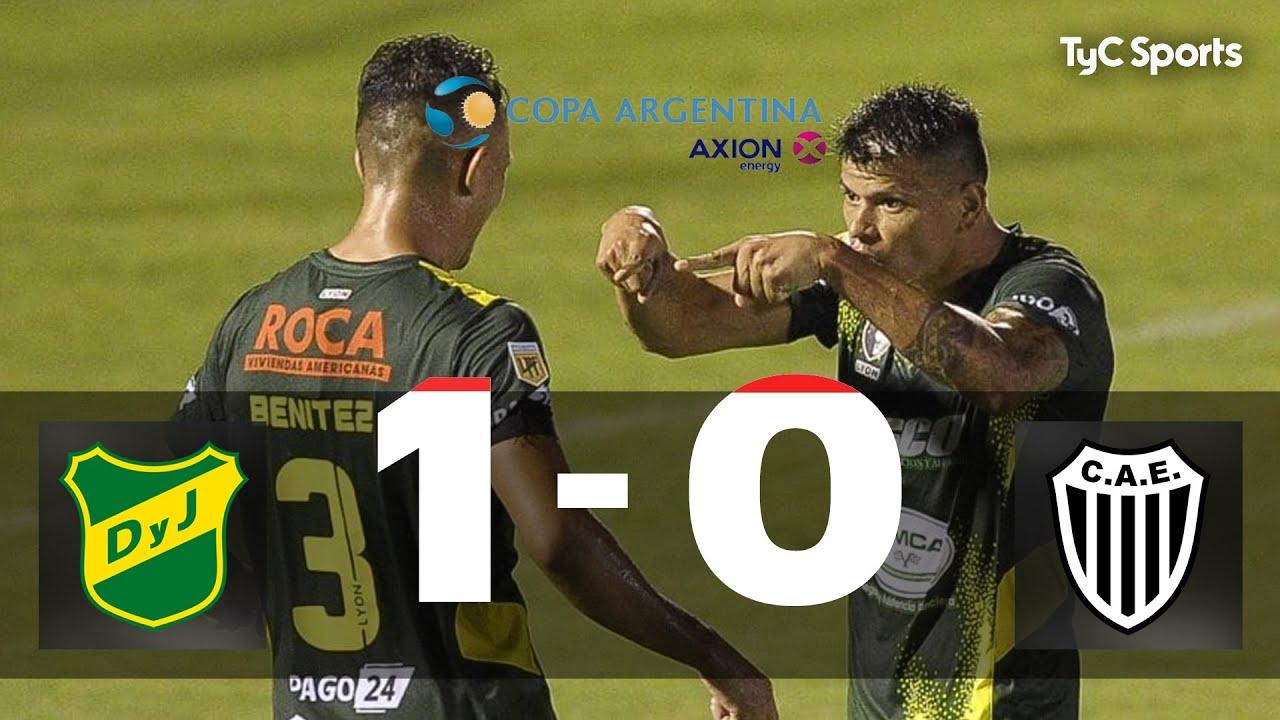 Defensa y Justicia 1-0 Estudiantes (BA) | Copa Argentina