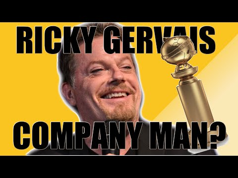 Ricky Gervais Toes The Line – Another Golden Globes Monologue Recap Video