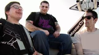 Jackass Dave england on the ramp