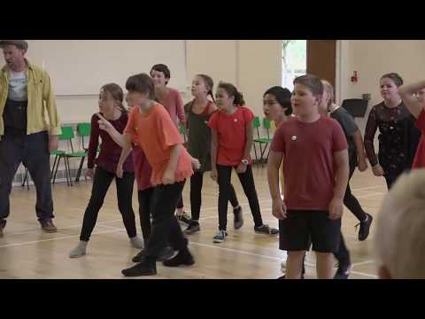 Hansel and Gretel - Dancing Song - Into Opera Summer School 2018