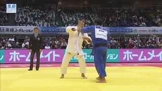 柔道グランドスラム東京 男子100kg級 決勝 コレルvsチョ グハム