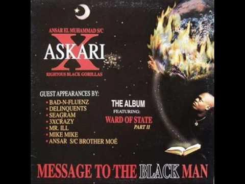 Askari X - Down So Long
