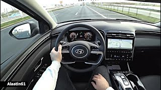 The New Hyundai Tucson 2021 Test Drive видео