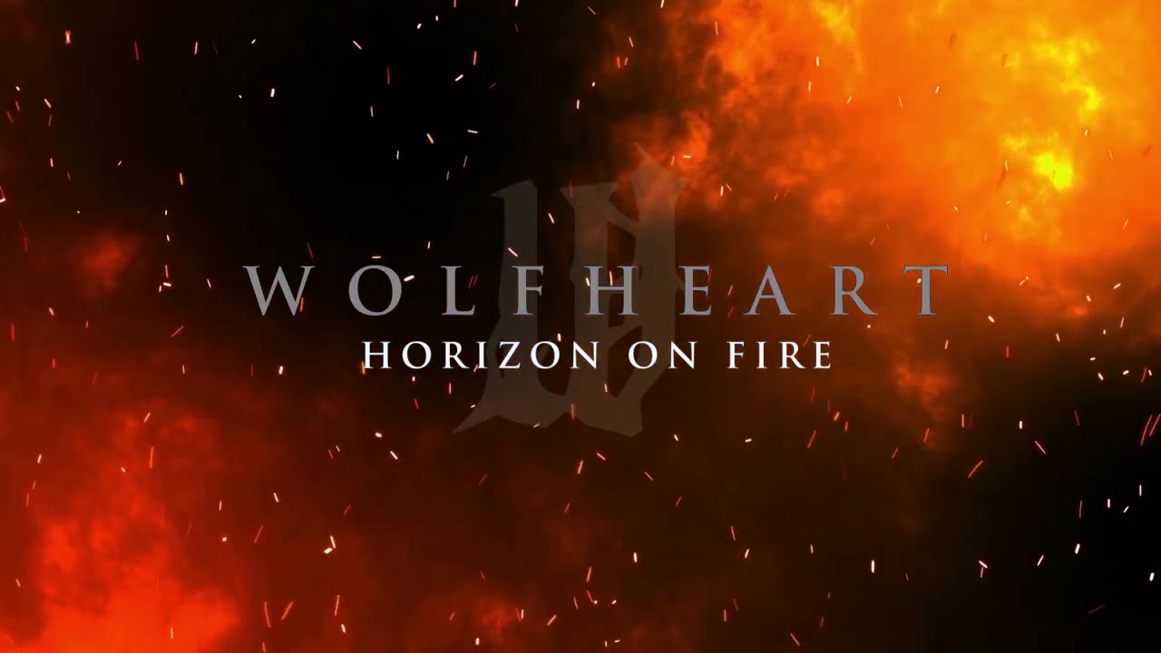 "WOLFHEART Reveals New Video forBlistering Track ""Horizon On Fire"""