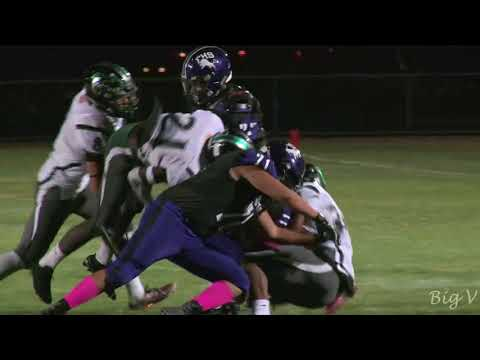 #27-Herbert Bradford-LB-Palmdale High School-2017 Football Highlights