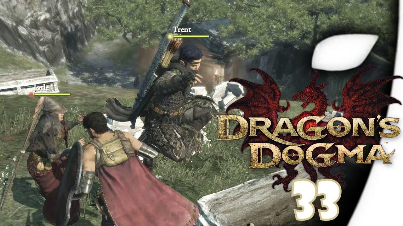 DragonS Dogma Auf Der Spur Der Erlöser