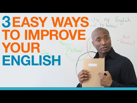 Learn English Easy Ways To Get Better At Speaking English