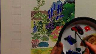 Color Mixing with Sue Deighton, Part 2 PREVIEW