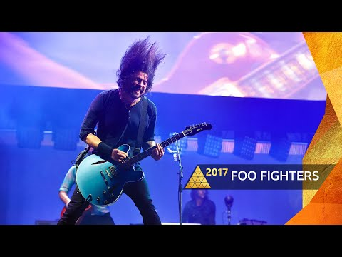 Foo Fighters - Run (Glastonbury 2017)