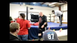 Krusher Vs. Brimstone - Concession Stand Match