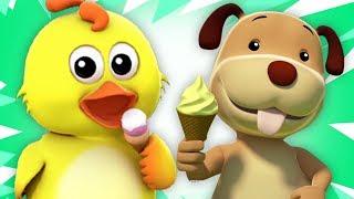 食品歌为孩子   3D 童谣   给孩子们的歌   中国童谣   儿童漫画和婴儿歌曲   3D Rhymes for Children   Nursery Rhymes   Food Songs