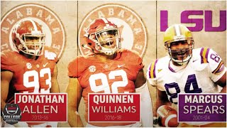 Creating the All-Nick Saban coached super team | College Football on ESPN