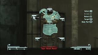 FALLOUT 3 PLAYTHROUGH (part 151) Takoma Park part 3