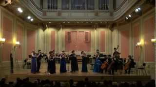 Camerata Alma Viva - E. Grieg - Aus Holbergs Zeit - 3 Gavotte