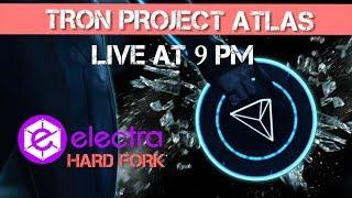 TRON BIG UPDATE ? Electra Hard Fork Details