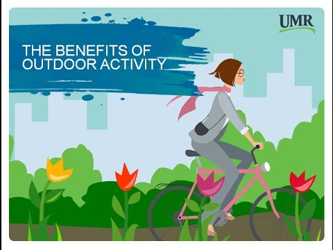 The Benefits of Outdoor Activity