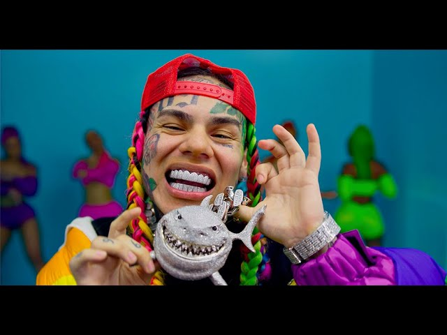 6IX9INE- GOOBA (Official Music Video)