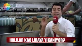 Altun Halı Yıkama Show Tv Haber