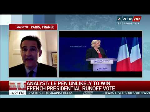Far-right candidate Le Pen unlikely to win French polls: analyst