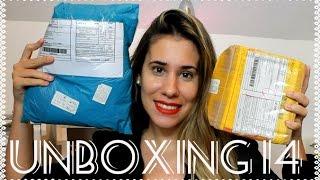 COMPRAS ALIEXPRESS - UNBOXING #14 - 2 PEÇAS  | POR CAROL GOMES