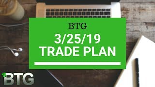 BTG 3/25/19 Trade Plan - NADEX, Futures, Forex