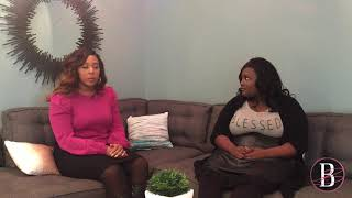 T-Kea Blackman, founder of Fireflies Unite shares tips on managing stress