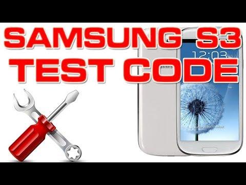 Samsung Galaxy S3 i9300 i9305 - Service / Test / Hidden Menu | Secret Code  | 4K