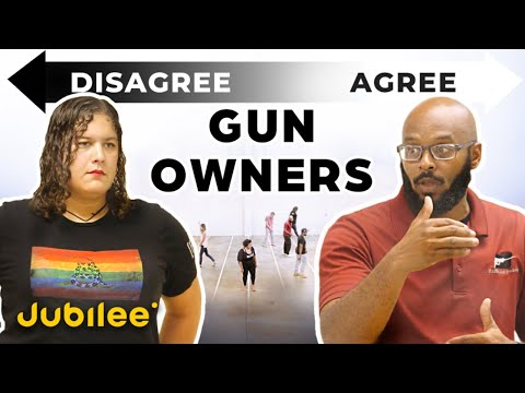 Do All Gun Owners Think The Same?