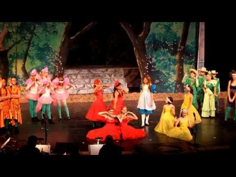 Musical Theater Academy presentation of Alice In Wonderland