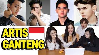 Download lagu [REAKSI KOREA]LIHAT ARTIS/AKTOR INDONESIA / 인도네시아 남자 연예인들 기본 수준이 이 정도?