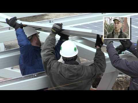Largest Urban Solar Canopy-Cincinnati Zoo