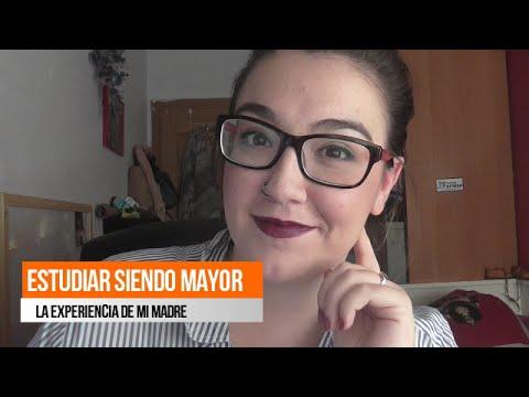 ESTUDIAR SIENDO MAYOR|| LA EXPERIENCIA DE MI MADRE|| Vuelta al cole