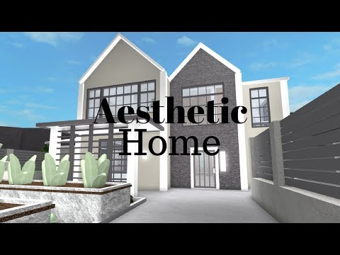 ROBLOX | Welcome To Bloxburg: Aesthetic Home