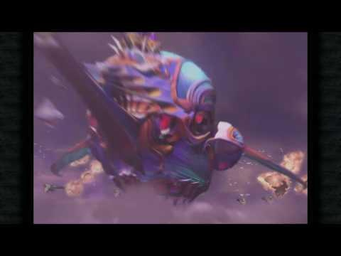 Final Fantasy IX (PC) Cutscene #45 The Red Rose Intervenes the Silver Dragons
