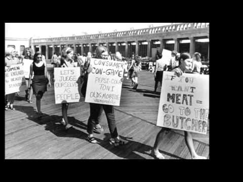 Miss America Pageant Protest of 1968