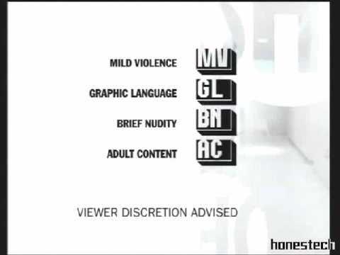 "SHOWTIME: ""TV-MA"" Rating Disclaimer - 2006"