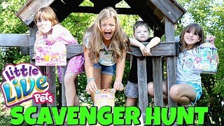Little Live Pets Toys Scavenger Hunt! Hatching Dragon, Unicorn and Light up Wings Bird