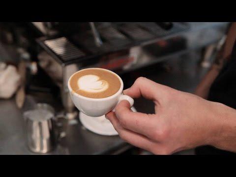 How to Make a Caffe Macchiato   Perfect Coffee