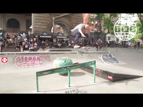 The Boardr Am NYC Recap | TransWorld SKATEboarding